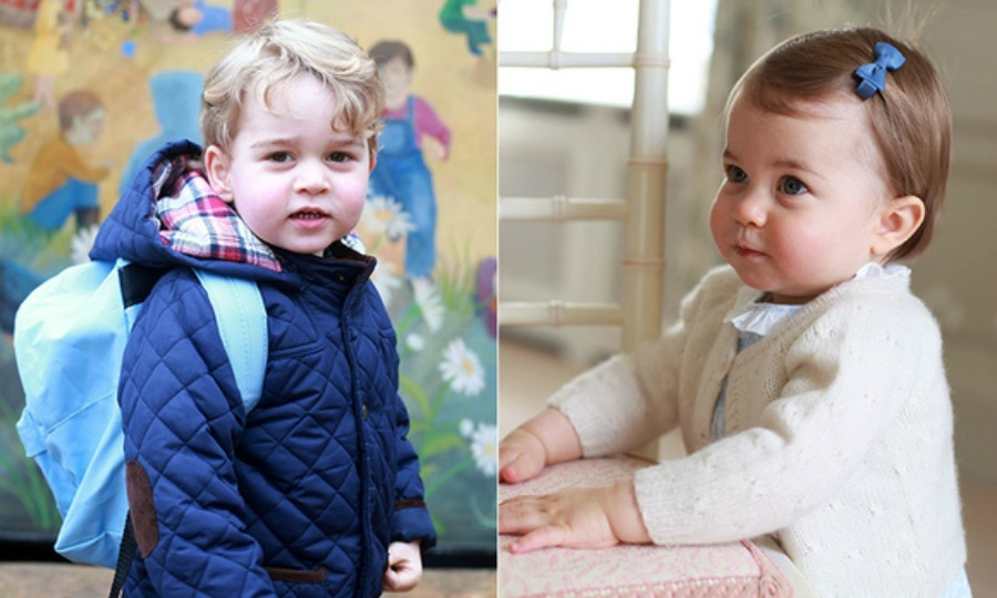 New details emerged on the births of Prince George and Princess Charlotte.