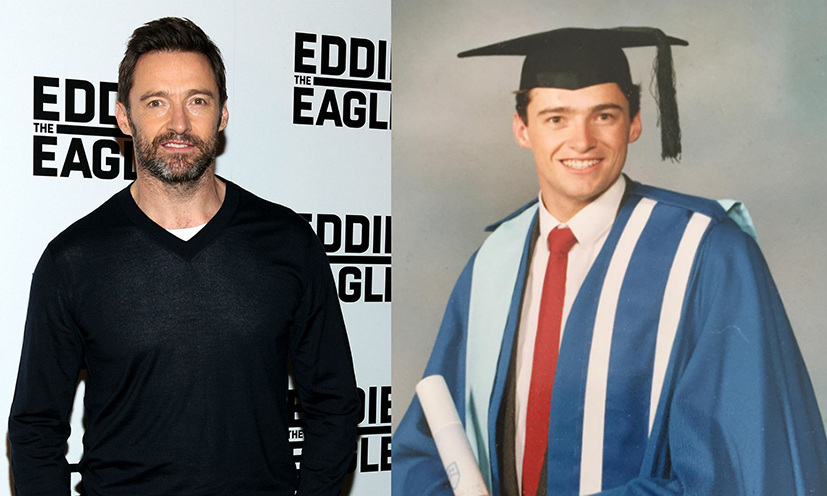 <br>Hugh Jackman