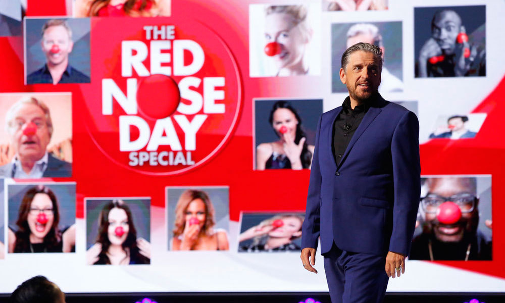 Craig Ferguson hosted two-hour charity television event, which featured funny sketches, musical performances and short films shedding light on children in need.