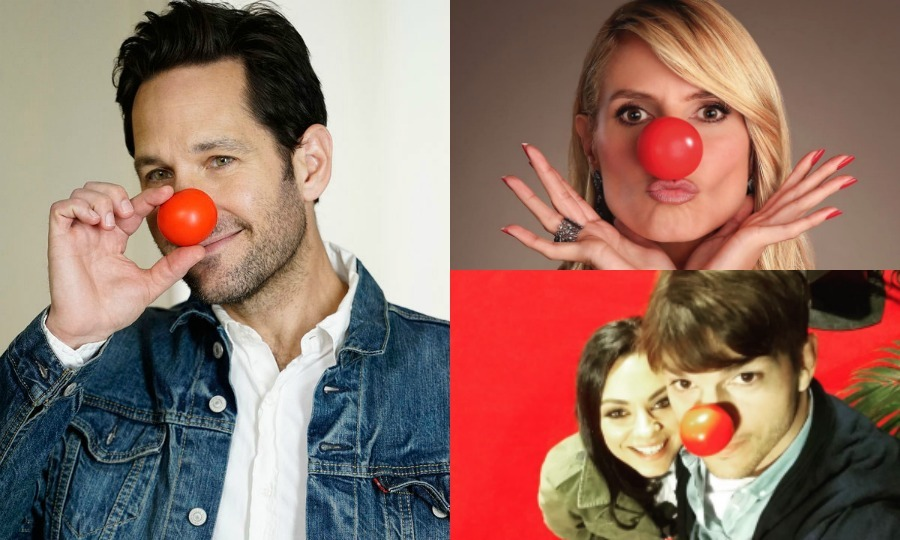The stars aligned and got silly on May 26 for the United States' second annual Red Nose Day. The charitable day, which originated in the UK, is on a mission to get children out of poverty.