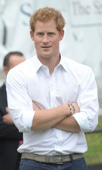 "Prince Harry's friends refer to him as 'Spike'. The young royal had a Facebook account that used the pseudonym 'Spike Wells' for four years until it was shut down because it posed a ""security risk"".