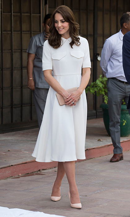 <b>THE LITTLE WHITE DRESS</b>
