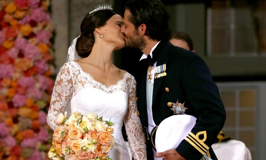 Though he looked as tranquil as ever during their wedding, Prince Carl Philip shared that he was a bit jittery about proposing to his bride Sofia Hellqvist, a beautiful former model and reality TV star.