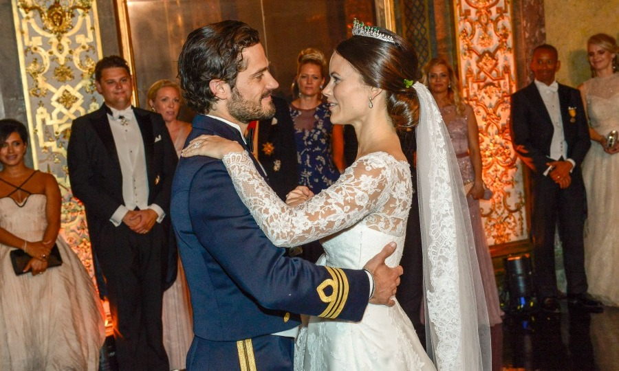 """I don't think I knew the magic of love before I met Sofia,"" said Prince Carl Philip. ""But ever since I met her, I've seen how love can change a person.""