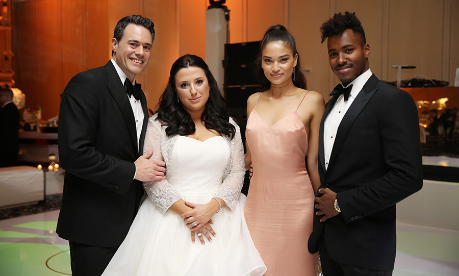 May 28: Victoria's Secret model Shanina Shaik and DJ Ruckus celebrated publicist Amanda K. Ruisi's wedding to Bob Sorrentino at The St. Regis Bal Harbour Resort.