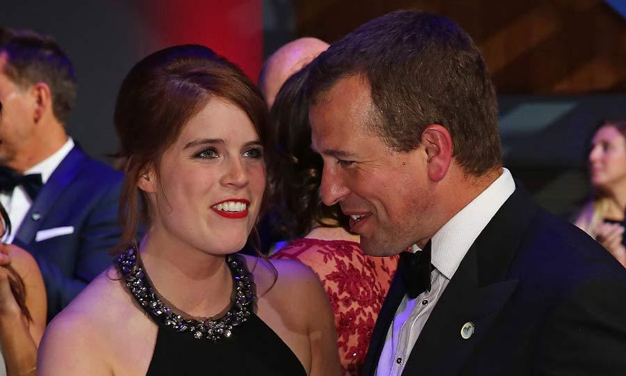Princess Eugenie and her cousin Peter Phillips had a great night together as they attended the End of Silence charity event at Abbey Road Studios, London.