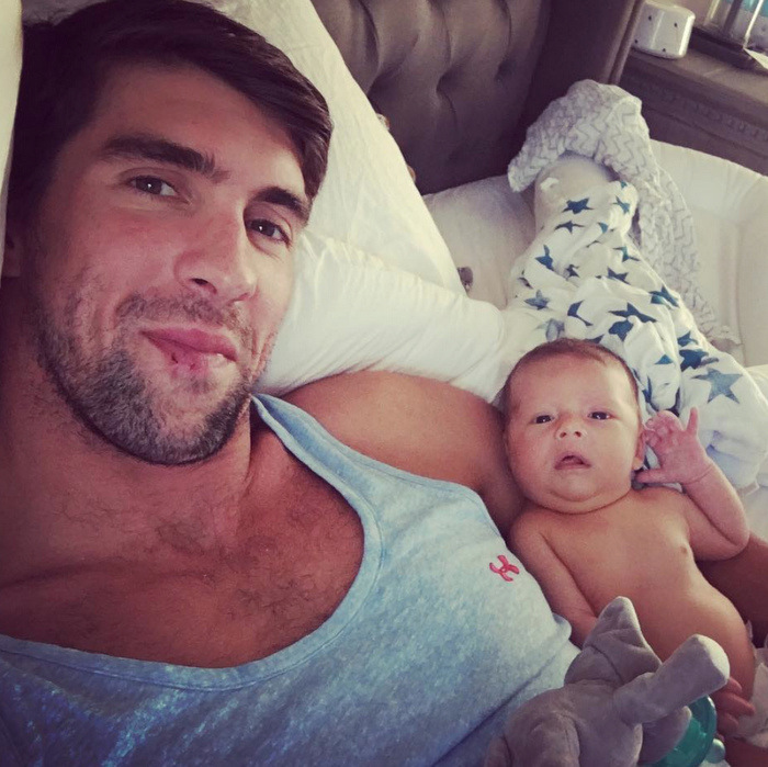 "<a href=""https://us.hellomagazine.com/tags/1/boomer-robert-phelps/""><strong>Boomer Robert Phelps</strong></a>