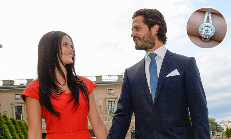 "<b>PRINCE CARL PHILIP AND <a href=""https://us.hellomagazine.com/tags/1/princess-sofia/""><strong>PRINCESS SOFIA</strong></a> OF SWEDEN</B>