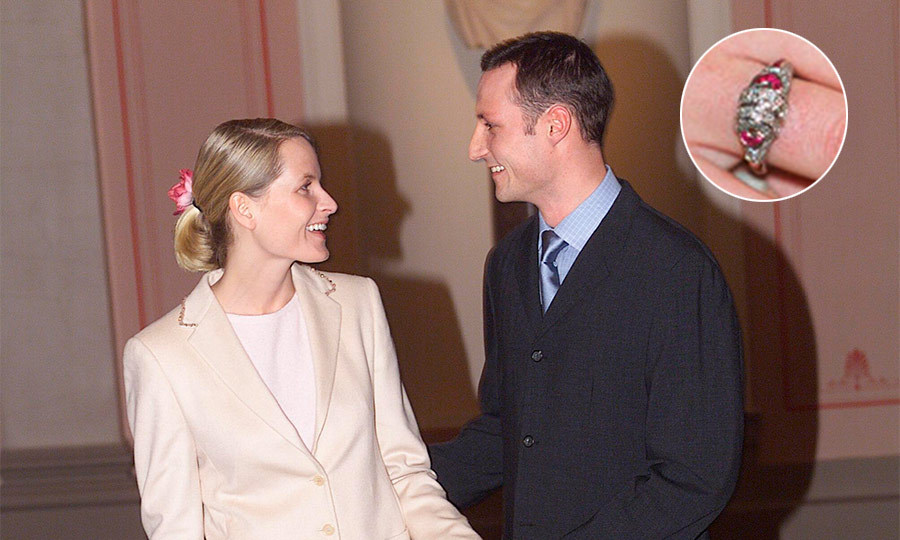 "<B>CROWN PRINCE HAAKON AND <a href=""https://us.hellomagazine.com/tags/1/crown-princess-mette-marit/""><strong>CROWN PRINCESS METTE-MARIT</strong></a> OF NORWAY</B>