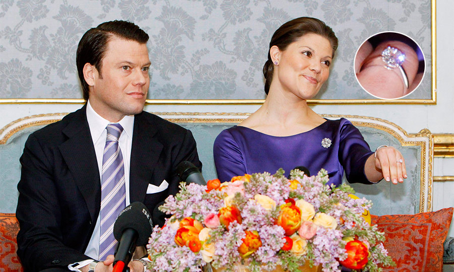 "<B><a href=""https://us.hellomagazine.com/tags/1/crown-princess-victoria/""><strong>CROWN PRINCESS VICTORIA</strong></a> AND PRINCE DANIEL OF SWEDEN</B>