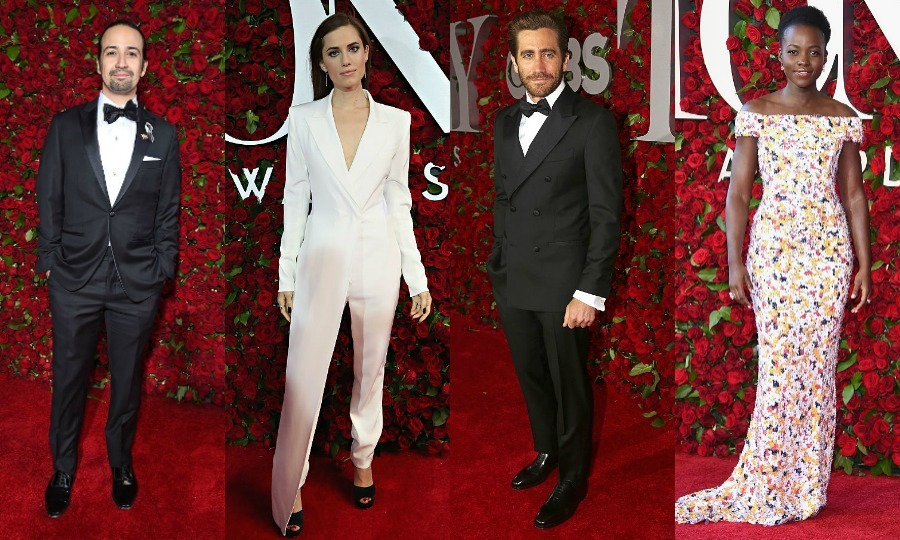 It's showtime! Stars of Hollywood and Broadway aligned on June 12 for the 70th annual Tony Awards held at New York's legendary Beacon Theatre. From Cate Blanchett to <i>Hamilton's</i> Lin-Manuel Miranda, click through to see the celebrity attendees of Broadway's biggest night.