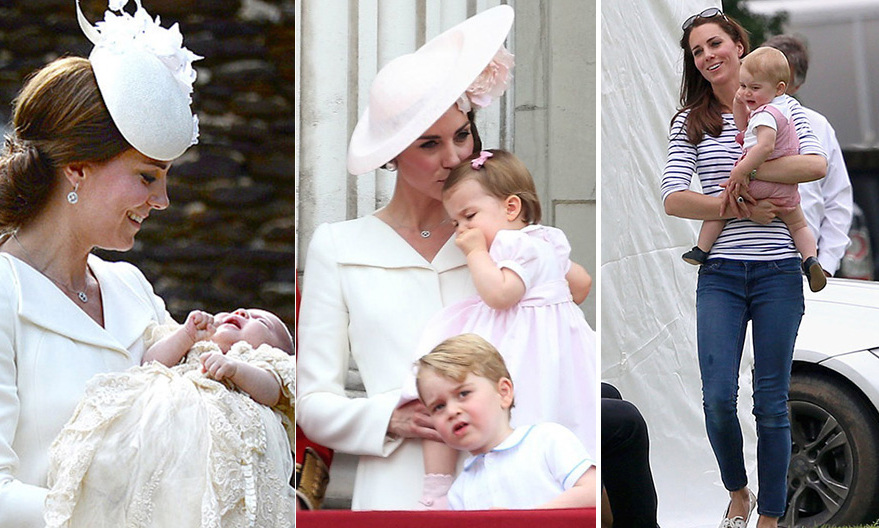 "<a href=""https://us.hellomagazine.com/tags/1/kate-middleton/""><strong>Kate Middleton</strong></a> has many different roles, but her most important one to date is mom! On top of her busy schedule, the Duchess of Cambridge always has time for Prince George and Princess Charlotte. Here is a look at some of her best mommy moments.