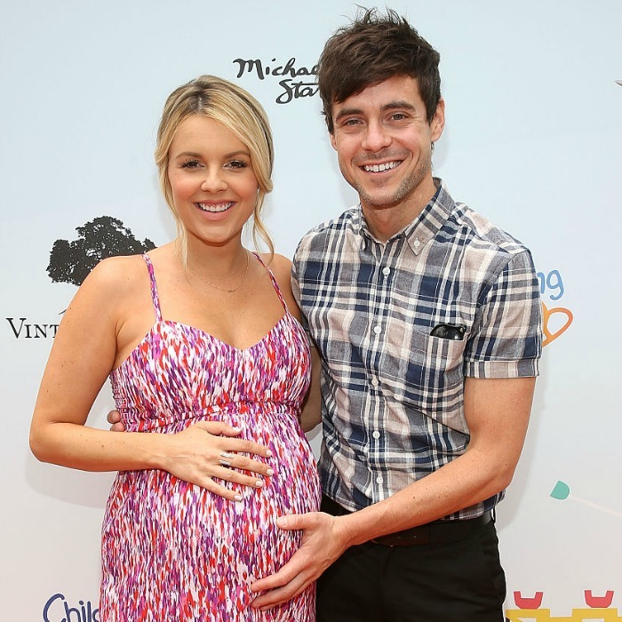BAli Fedotowsky And Kevin Manno B Br After