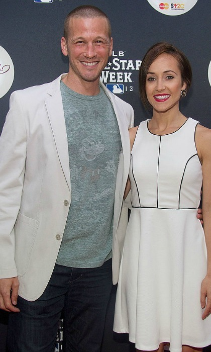 <b>J.P. Rosenbaum and Ashley Hebert</b>