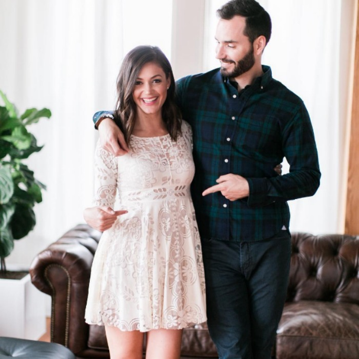 <b>Desiree Hartsock and Chris Siegfried</b>