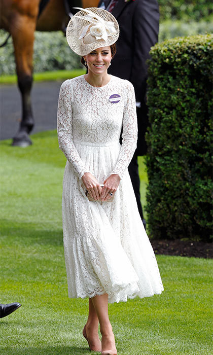 Royal Ascot 2016: All the best royal outfits - HELLO! US
