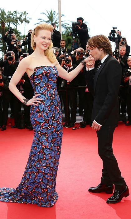 And again at the 2013 Cannes Film Festival.