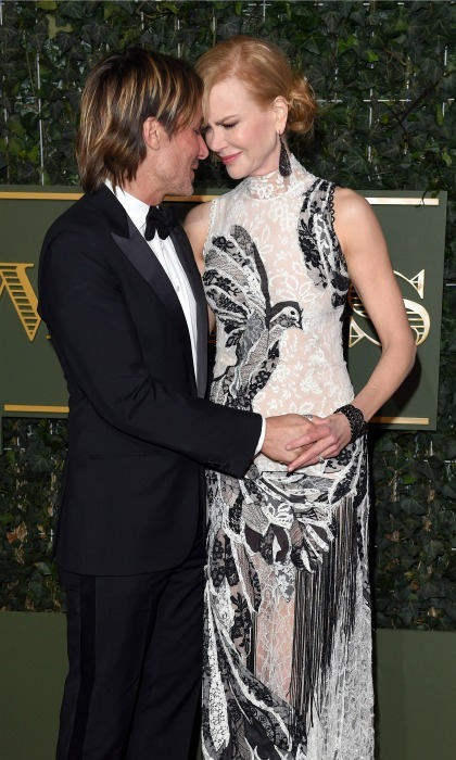 The couple could not have looked more in love at the 2015 Evening Standard Theatre Awards.