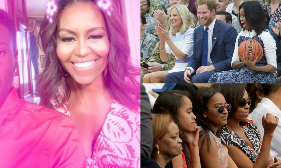 "Whether she's keeping up with all of the latest social media trends, or showing off her dance moves, former First Lady <a href=""https://us.hellomagazine.com/tags/1/michelle-obama/""><strong>Michelle Obama</strong></a> proves that she is indeed a cool mom. While still in her high profile role in the White House back in 2016, she talked about her desire to stay in touch with the younger generation. ""We can fool ourselves into thinking that everybody is still watching the evening news,"" she told <I>Essence</I> magazine. ""I live with Generation Z, and I know that their habits, the way they take in information in, is so different. And they've changed… We've got to meet our constituents where they are, and they're on Snapchat.""