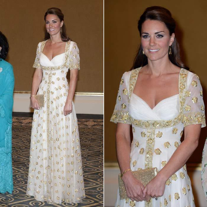 Kate middleton 39 s best red carpet looks hello us for White dress after wedding