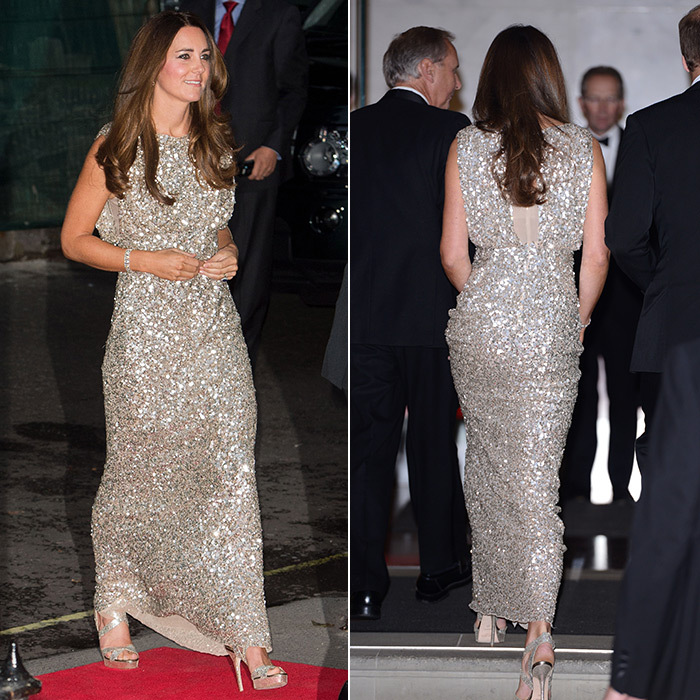 Kate Middleton style: The Duchess of Cambridge\'s best Jenny Packham ...