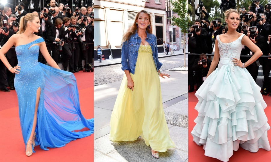 Blake Lively 39 S Style Shows She 39 S A Real Life Disney Princess Hello Us