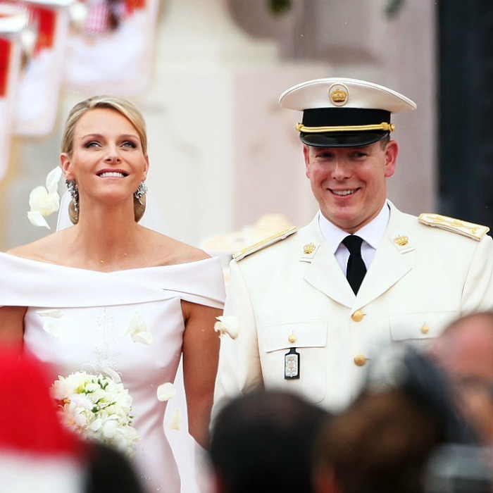 Here's a look back at Prince Albert's magical three-day wedding celebrations when he married South African beauty Charlene Wittstock. From their two ceremonies, to the A-list attendees and the new Princess Charlene's stunning fashion — relive the couple's fairytale nuptials.