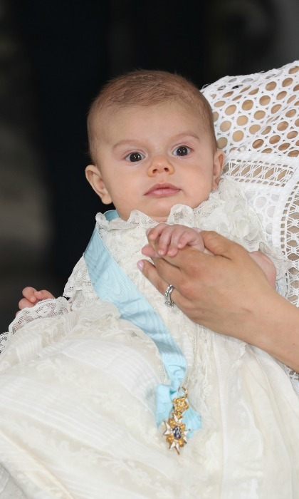 Prince Oscar of Sweden 