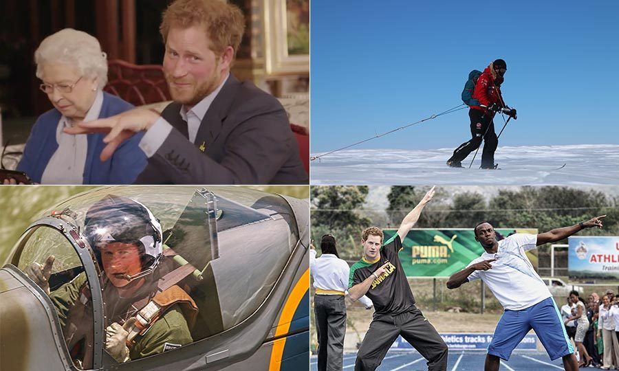 "With his floppy ginger hair and cheeky smile it is hard not to like <a href=""https://us.hellomagazine.com/tags/1/prince-harry""><strong>Prince Harry</strong></a>, but when he stands up for women's rights, treks across the South Pole for charity and proves to be a great uncle to <a href=""https://us.hellomagazine.com/tags/1/prince-george/""><strong>Prince George</strong></a> and <a href=""https://us.hellomagazine.com/tags/1/princess-charlotte/""><strong>Princess Charlotte</strong></a>, we find ourselves falling even more in love with the British Prince.