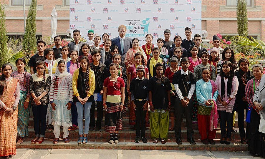 <b>He supports women's rights</b>