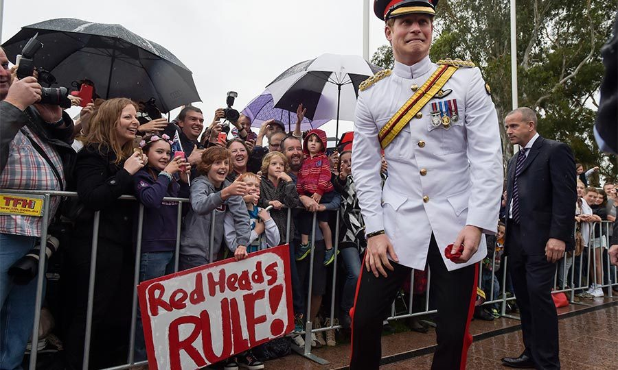 <b>He totally owns being a redhead</b>