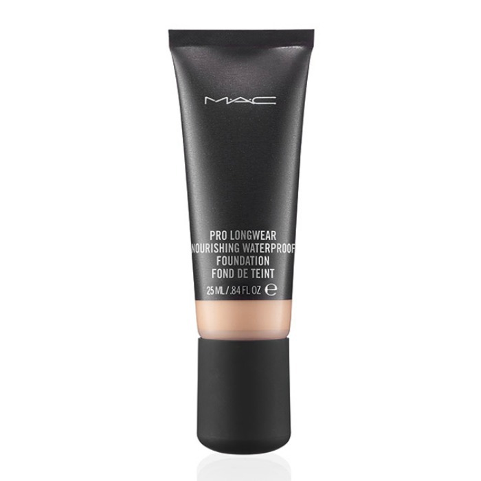<b>MAC Cosmetics Pro Longwear Nourishing Waterproof Foundation</b>
