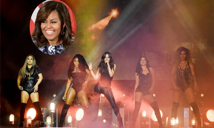 <b>3. She's boss enough for Fifth Harmony!</b>