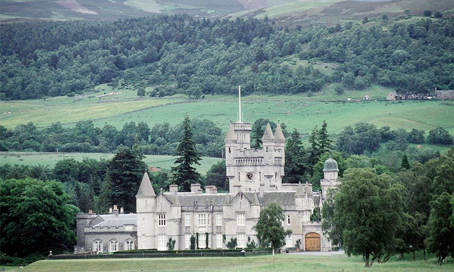 <b>Balmoral Castle</b>