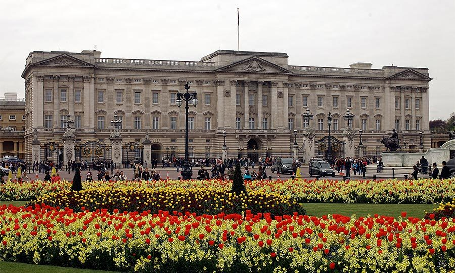 <b>Buckingham Palace</b>
