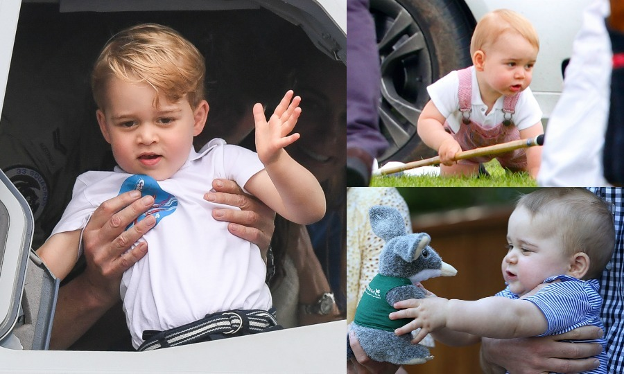 "As <a href=""https://us.hellomagazine.com/tags/1/prince-george/""><strong>Prince George</strong></a> turns three on July 22, the adorable toddler is already showing a growing interest in activities outside of the playground. With a love for the outdoors and choppers, this royal tot has proven to be a little action man-in-the-making. Click through for a look at some of the future King's favorite things."