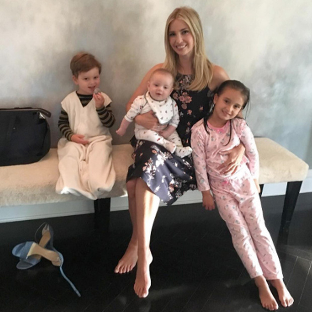 Ivanka Trump reveals sweet tradition with son Joseph