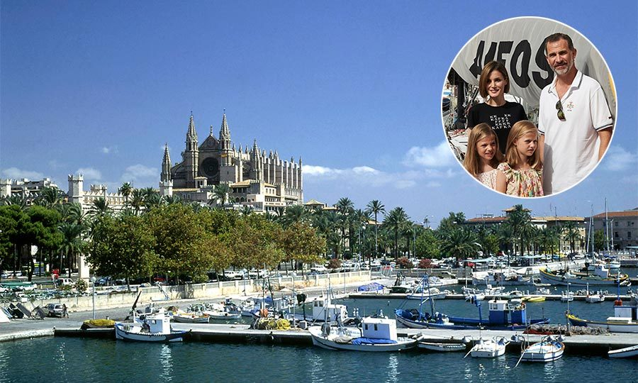 "Every season Marivent Palace in Palma de Mallorca hosts the <a href=""https://us.hellomagazine.com/tags/1/spanish-royals"" target=""_blank""><strong>Spanish royal family</strong></a> and their friends. The family of four, that also visit the island at Easter time, are often seen taking in the local sights and the beautiful surroundings that the island has to offer. As a family of avid sailers, King Felipe and his two daughters head down to the port to watch the Copa del Rey yachting competition that takes place every year.