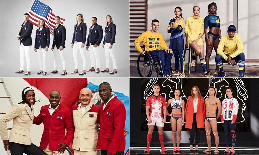 <b>Catwalk-ready uniforms – thanks to Ralph Lauren, Stella McCartney and more!</b>