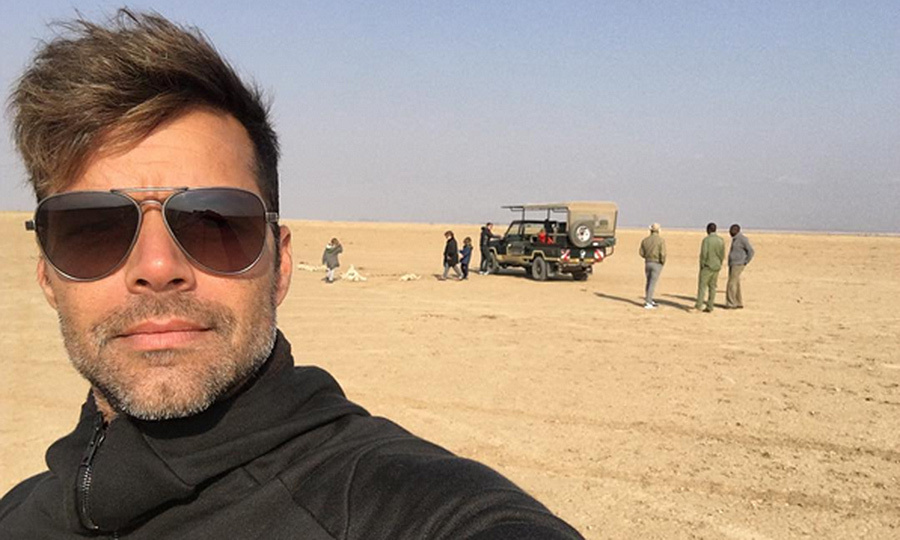 <b>Ricky Martin</B>