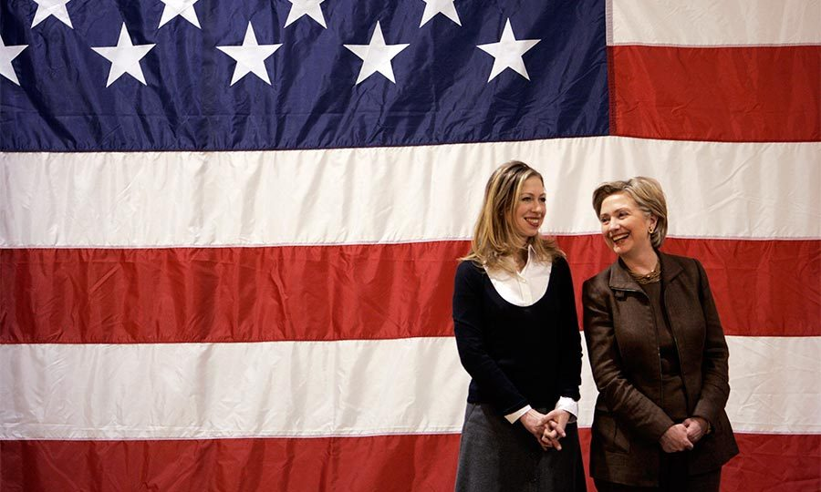 After years out of the spotlight, Chelsea returned to the limelight when her mother Hillary Clinton decided to run for President in 2007.
