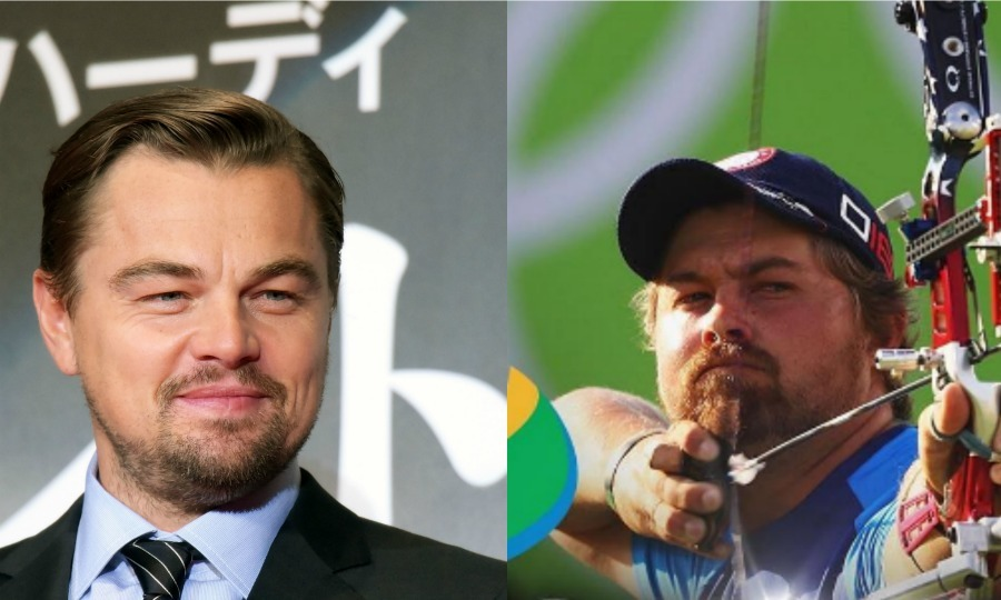 <b>Leonardo Dicaprio look-a-like takes home the silver in Archery</b>