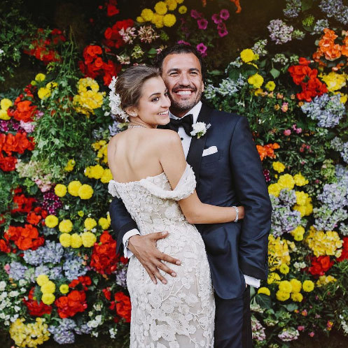 <b>Gabriela Palatchi and Ediz Elhadef</B>