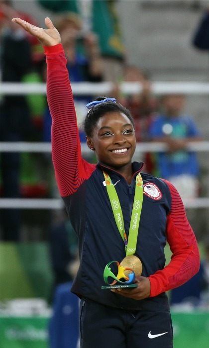 <b>Simone Biles proves she is the world's greatest gymnast</b>