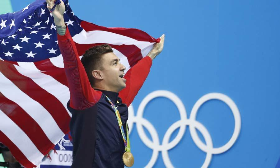 <b>Anthony Ervin returns to the top</b>