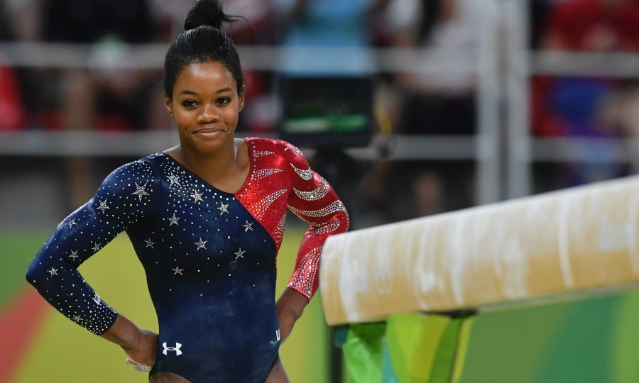 <b>Gabby Douglas fires back at the haters</b>