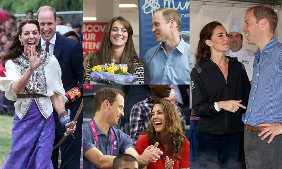 "Laughter may be the best medicine, but it's also the key ingredient in <a href=""https://us.hellomagazine.com/tags/1/prince-william/""><strong>Prince William</strong></a> and <a href=""https://us.hellomagazine.com/tags/1/kate-middleton/""><strong>Kate Middleton</strong></a>'s  marriage. Since their debut as an engaged couple in 2010, the royal couple has strengthened their bond through laughter, finding humor in situations during tours and official engagements.