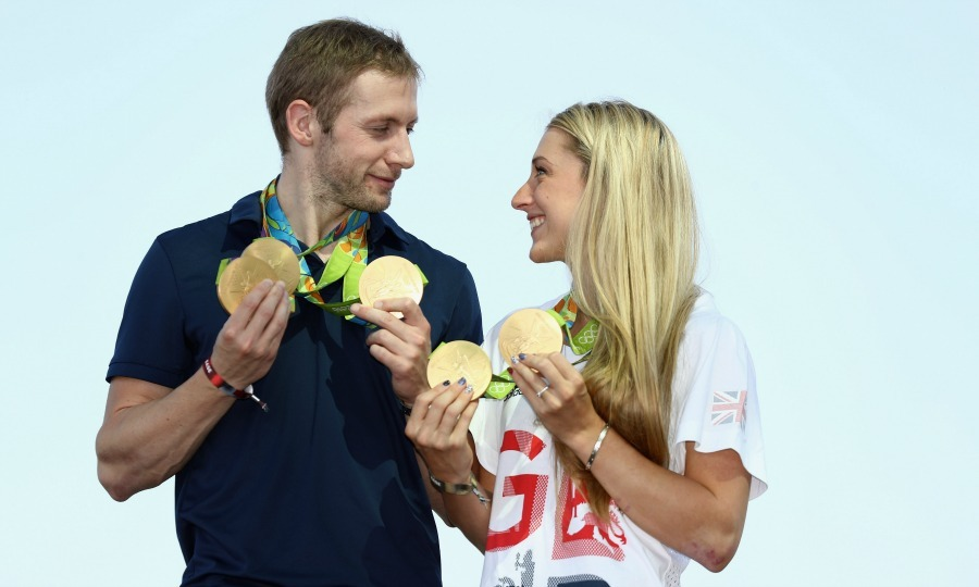 <b>Cycling's King and Queen make history</b>