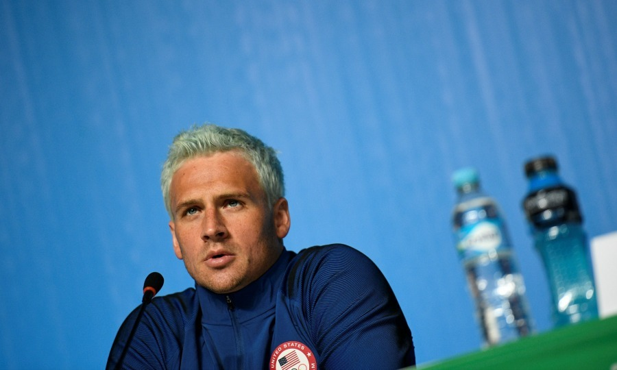 <b>Ryan Lochte ordered to turn in his passport by judge</b>