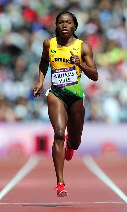 <b>Jamaican relay runner Novlene Williams-Mill returns to Rio after battling breast cancer</b>